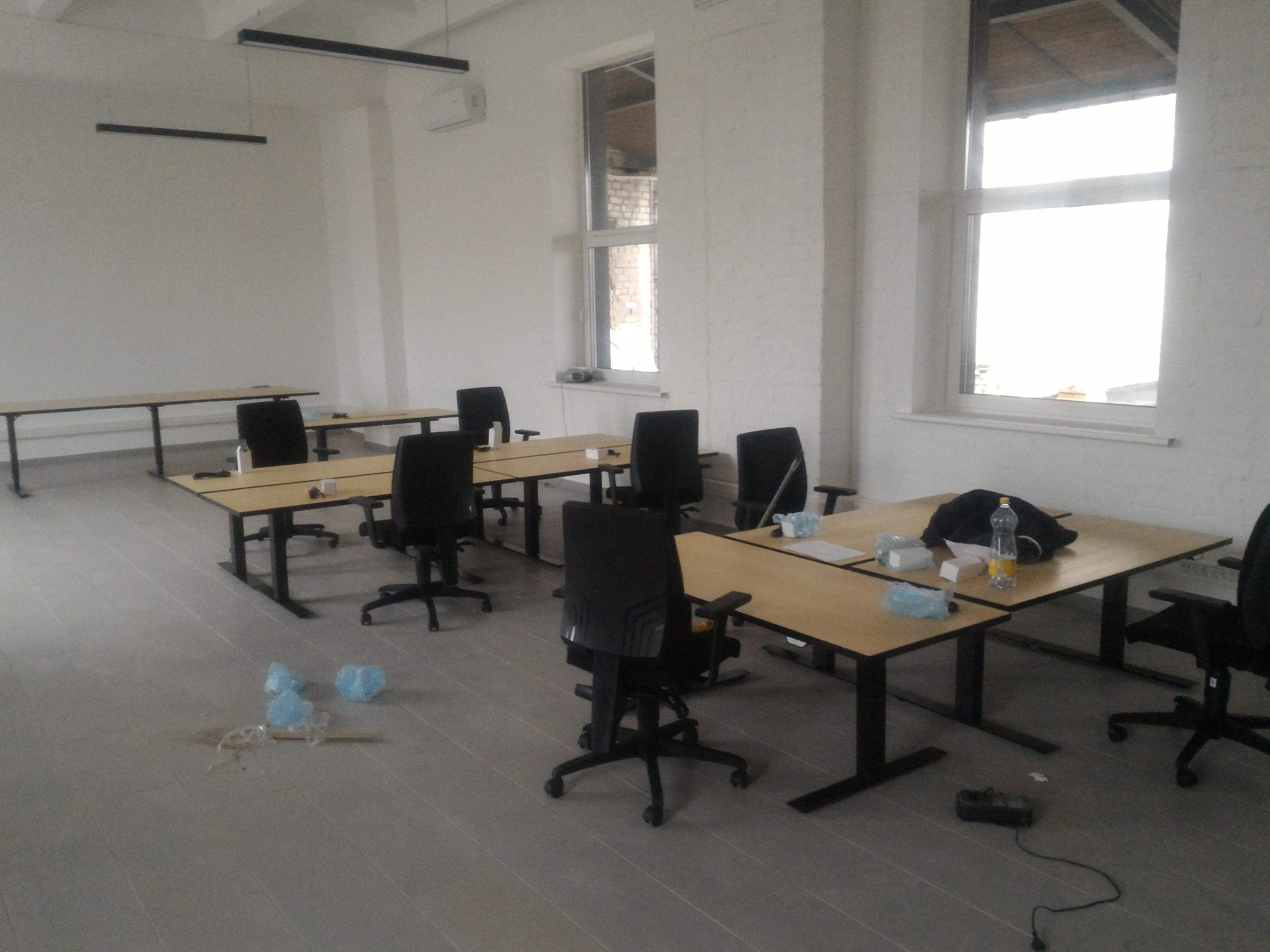Biuro įrengimas